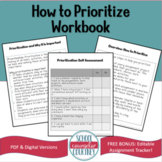 How To Prioritize Workbook