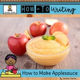 How-To Procedural Writing: How to Make Applesauce