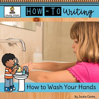 50 % Off/48 HOURS How-To Procedural Writing: How to Wash Your Hands
