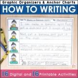 How To Writing -  Printable and Digital Procedural Writing