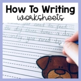 How To Procedure Writing Prompts