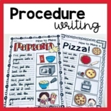 How To (Procedure) Writing Worksheets!