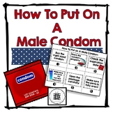 How To Put on A Male Condom Lesson