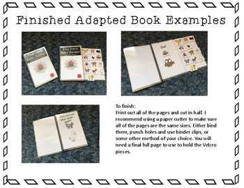 How To Rake Leaves Adapted Book