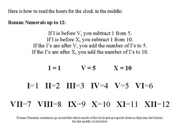 How To Read A Clock