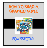 How To Read A Graphic Novel - PowerPoint Presentation