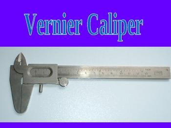 How To Read a Vernier Caliper Powerpoint