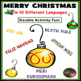 Christmas - In 10 languages