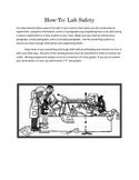 How-To Science Lab Safety Project