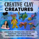 How To Sculpt a Creature Handouts