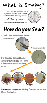How To Sew Posters