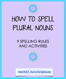 How To Spell Plural Nouns