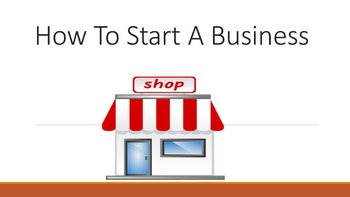 How To Start A Business Lesson