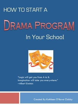 How To Start a Drama Program in Your School