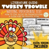 How-To Survive Thanksgiving: Writing Procedural Text