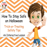 How To Stay Safe on Halloween : Trick-or-Treating Safety T