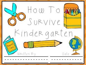 How To Survive Kindergarten
