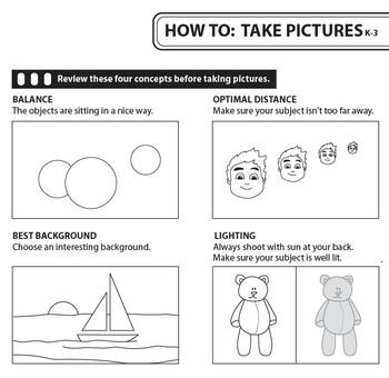 How To: Take Photos