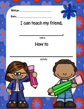 How To Teach My Friend