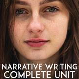 Narrative Writing Unit | Narrative Writing Prompts | Mentor Texts & Examples