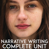 Narrative Writing Ideas & Prompts: Lesson Plans for High S