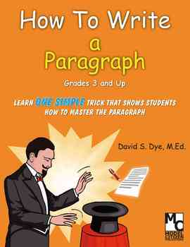 How To Teach the Paragraph: Soft Cover