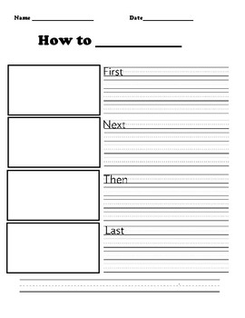 How To Template