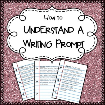 How To Understand A Writing Prompt