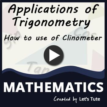 How To Use A Clinometer - Application Of Trigonometry