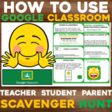 How To Use Google Classroom Scavenger Hunt Easy Steps For