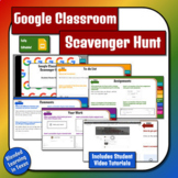 How To Use Google Classroom Scavenger Hunt For Students Distance Learning