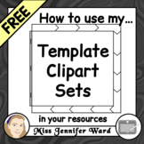 How To Use Tab Book Template Clipart FREE
