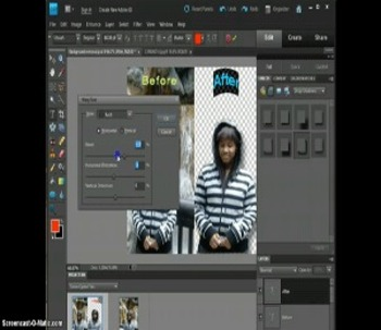 How To Use PhotoShop Elements 9 part 2
