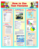 """How To Use Text Features- 18"""" x 23"""""""
