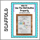 How To: Use the Distributive Property for Multiplication
