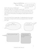 Bundled: How To Write A Paragraph And Article: No Fluff Bundle!