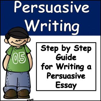Persuasive Writing: How To Write A Persuasive Essay..23 sl