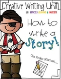 How To Write A Story (Creative Writing Unit)