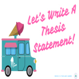 Thesis Statement Mini Lesson