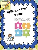 How To Write Your Own Digital Escape Room Instructions