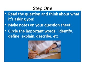How To Write an AP Psychology FRQ (Essay)