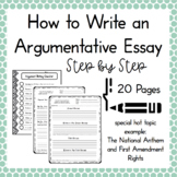 How To Write an Argumentative Essay  Writing Workshop Common Core