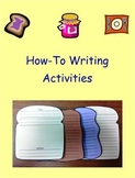 How-To Writing Activities
