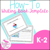 How-To Writing Book Template
