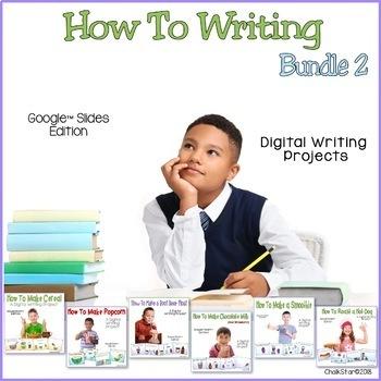 How To Writing Bundle 2 Google Slides™