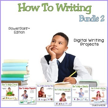 How To Writing Bundle 2 PowerPoint™
