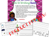 How To Writing  Bundle (CCSS ALIGNED)