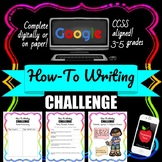How To Writing No Prep Lesson {Paper or Digital} - Great f