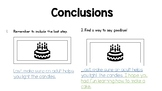 How To Writing - Conclusions anchor chart freebie!