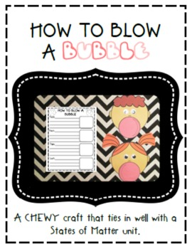 How To Writing Craftivities: A Collection of Sequencing Writing Activities